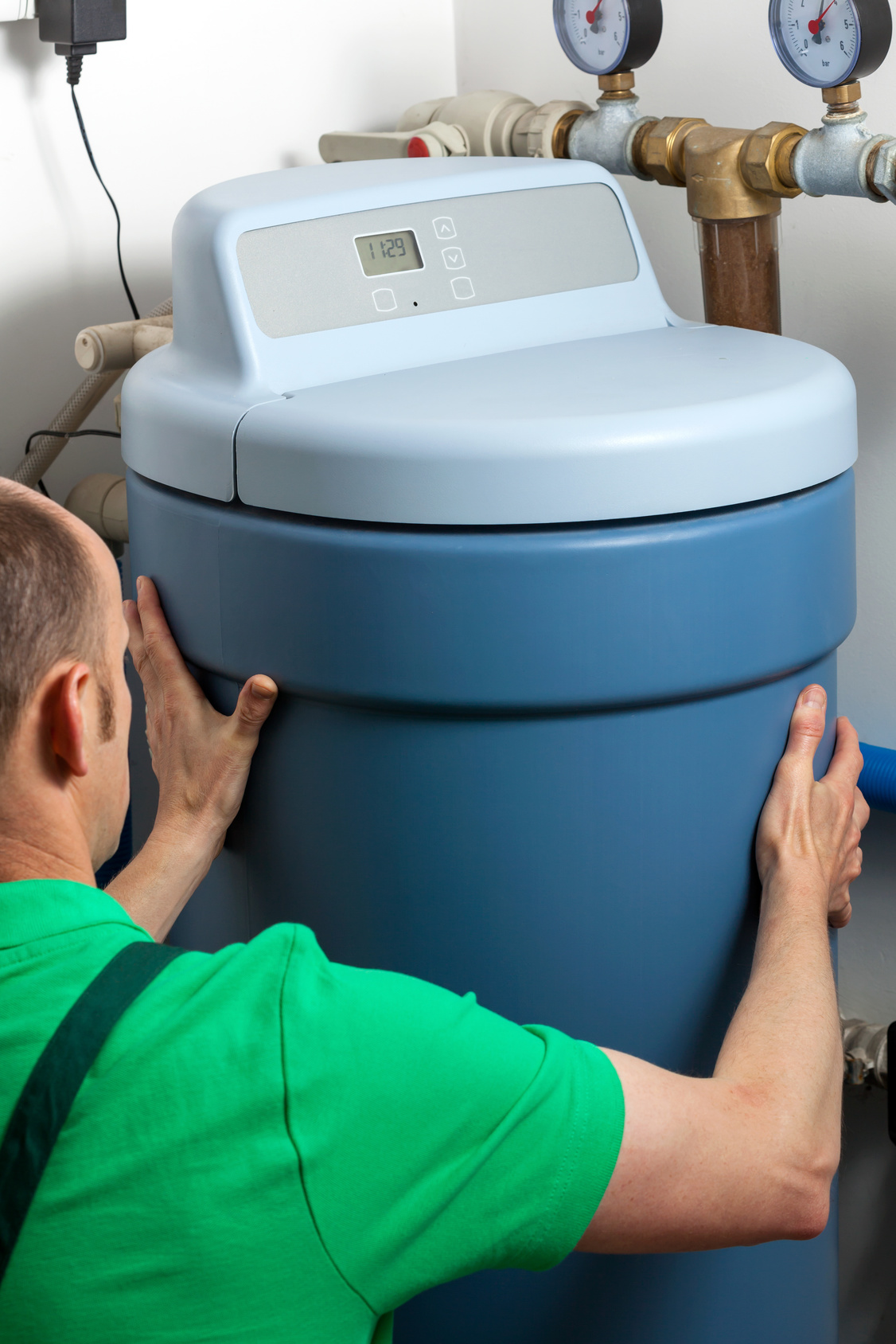 How Water Softener Systems Work   McCullough Water Service
